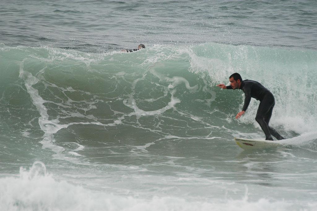 iniciando desde el bottom - Surfing Asturias