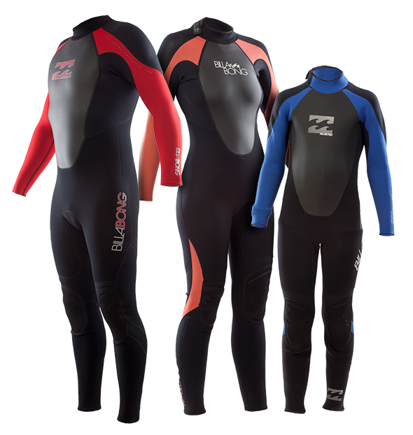 Trajes de neopreno Billabong Intruder