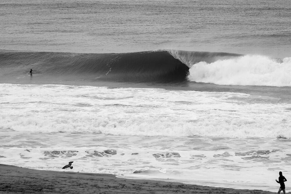 Derecha en Los Angeles, California - Surfer Magazine