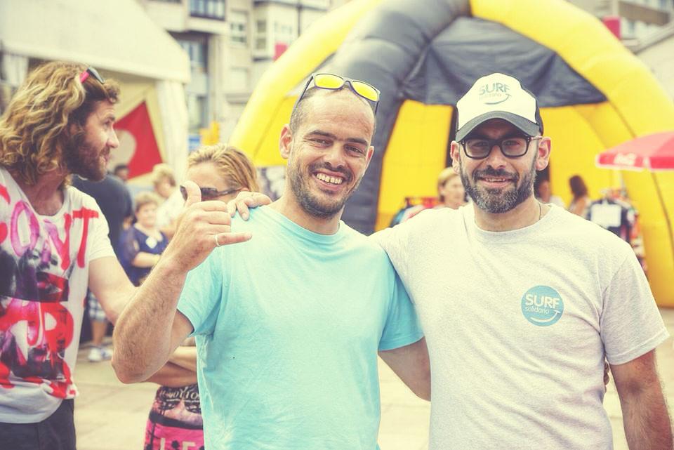 Lucas García Surf - Escuela de Surf